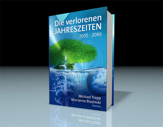 Umweltgrafik: Buchcover